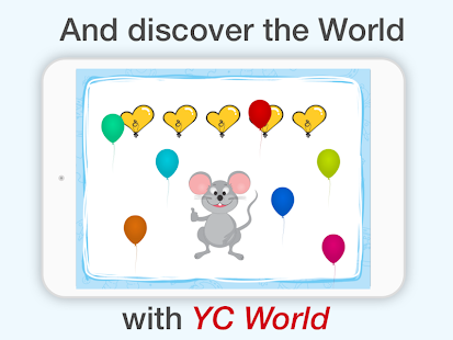 YC World games for babies- screenshot thumbnail