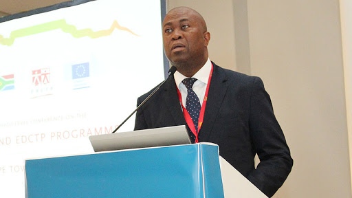 Department of Science and Innovation director-general Dr Phil Mjwara.