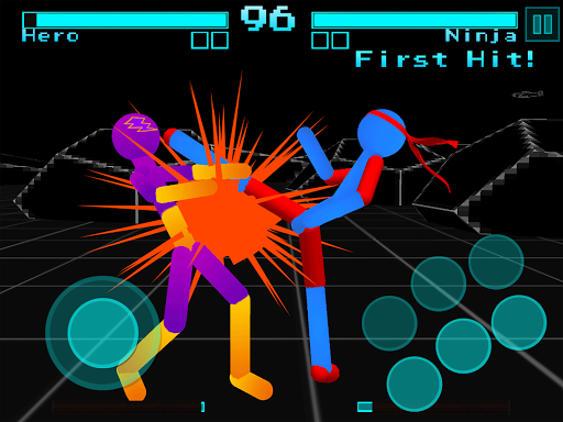 Stickman Fighting: Neon Warriors 1.05 screenshots 5