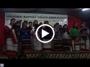 Video: The Liangmai youth ministering in song at the New Jeluki youth conference.