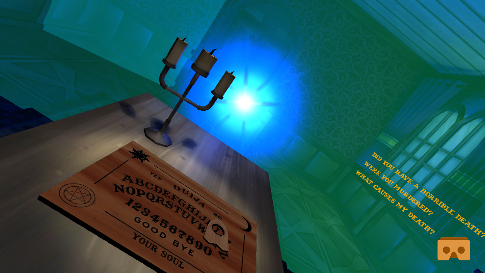 Spirit Board VR- screenshot