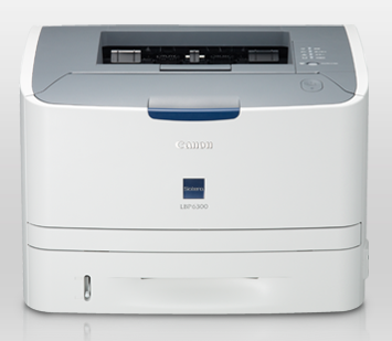 Canon LASER SHOT LBP6300dn drivers Download