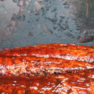 Baby Back Barbecue Ribs.