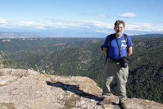 Photo: NUMERO 002 TAGAMANET (1056 m) 26-11-06