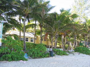 Photo: Yoga Retreat, Bahamas - beach accommodation