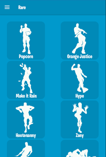 All Fortnite Dance Emotes Apk Download Apkpure Co