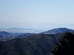 途中の展望2(豊川方面、右は吉祥山)