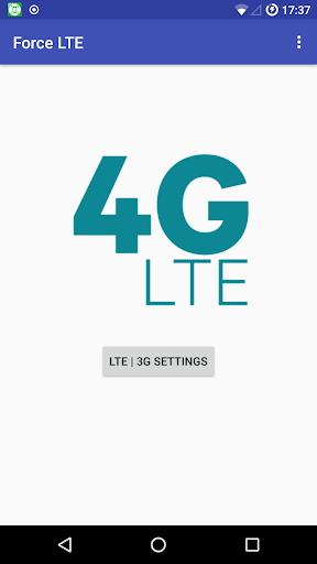Force LTE Only  screenshots 1