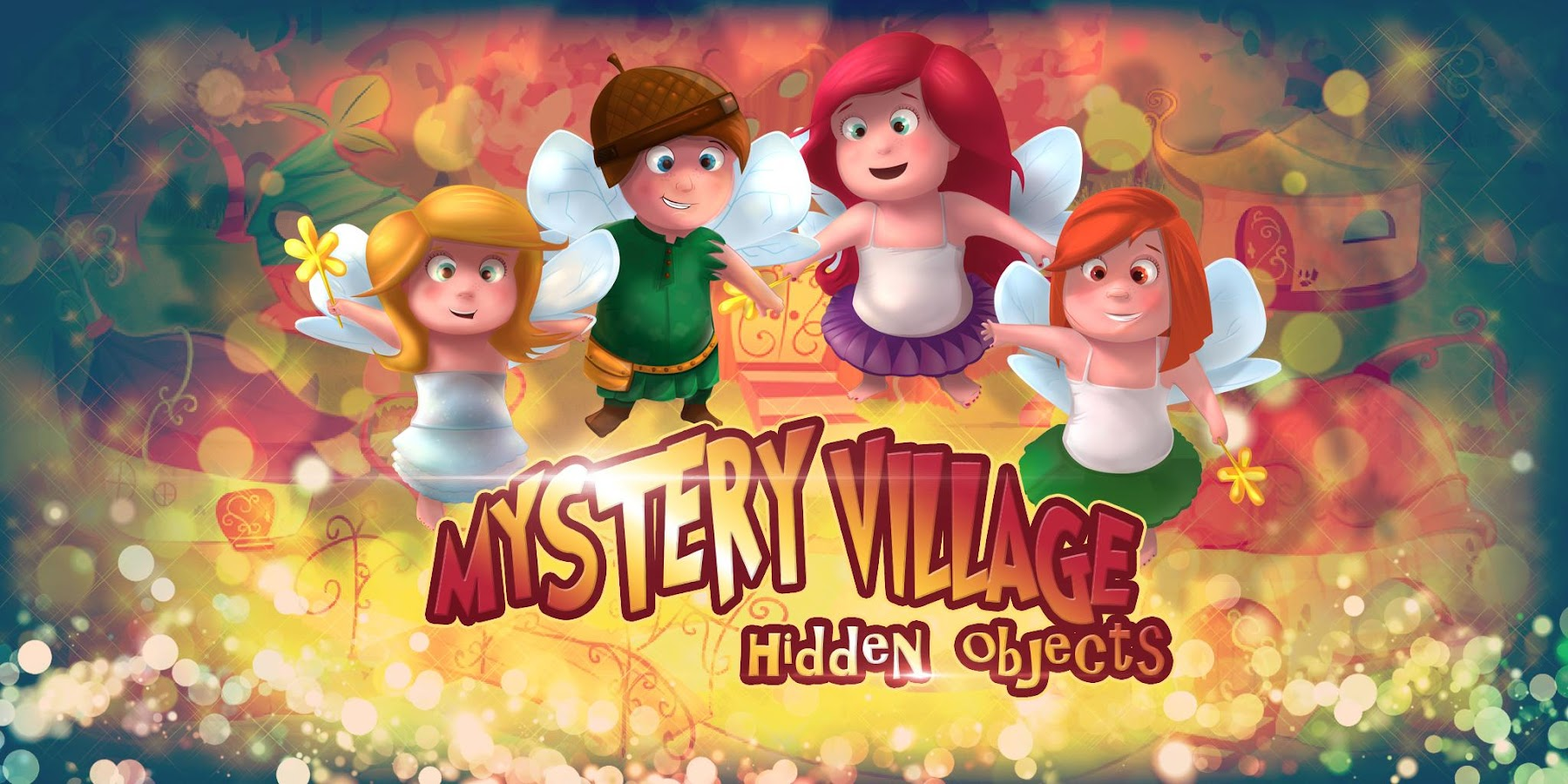 Hidden Objects Mystery Village- screenshot