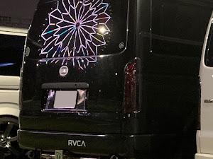 ハイエースワゴン TRH219W GL 30年式のカスタム事例画像 SARU【from SQUID】さんの2019年08月03日14:44の投稿