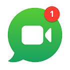 Videollamadas y mensajería icon