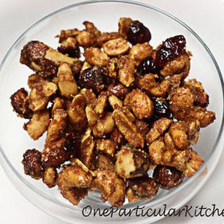 Sugar spice Craisin nuts