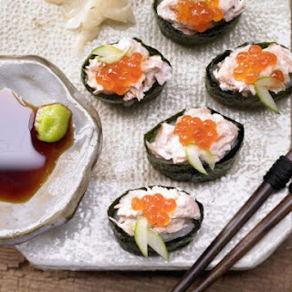 Fish Roe Sushi Recipes