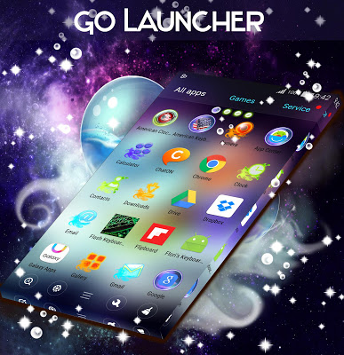 Elements For GO Launcher - screenshot