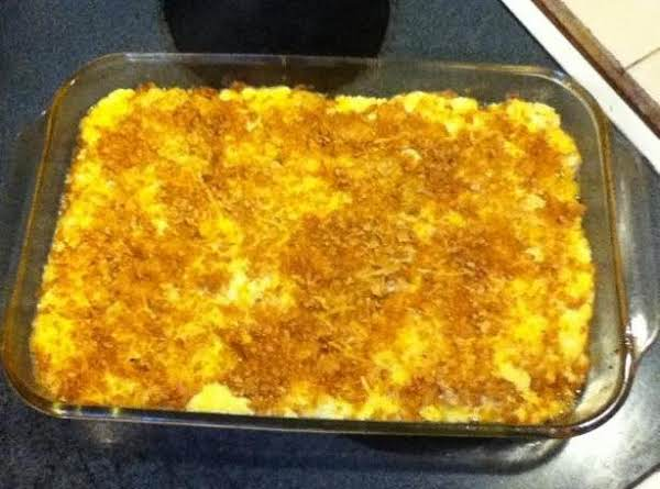 Brianna's Country Potato Cassarole Recipe