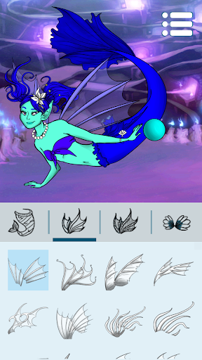 Avatar Maker: Mermaids screenshot 6