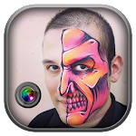 Face Painting Photo Stickers