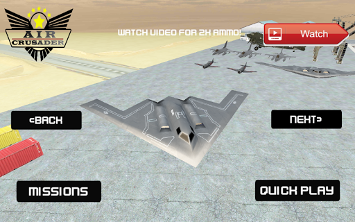 AirCrusader: Jet Fighter Game, Air Combat Command  {cheat|hack|gameplay|apk mod|resources generator} 5