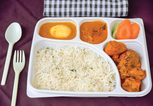 Non Veg North Indian Meal image