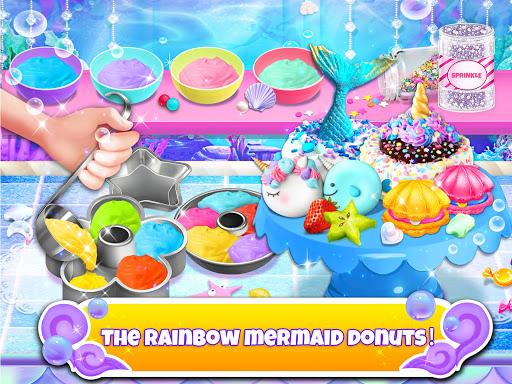 Unicorn Chef: Mermaid Cooking Games for Girls 2.1 screenshots 4