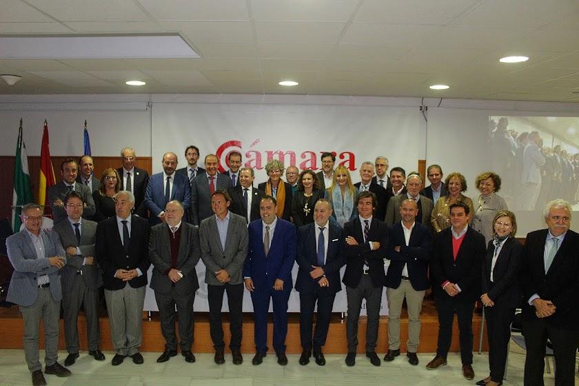 Nuevo presidente en la Cámara de Comercio de Almería