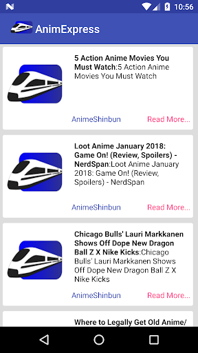 AnimExpress ( Anime Express ) for PC