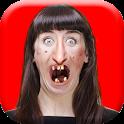 Ugly Camera Funny Selfies - Face Warp Photo Editor icon