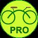 MyBikeTrips PRO cyclists: GPS, Maps + Speedometer