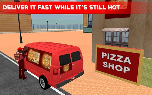 Pizza-Delivery-Van-Simulator 8