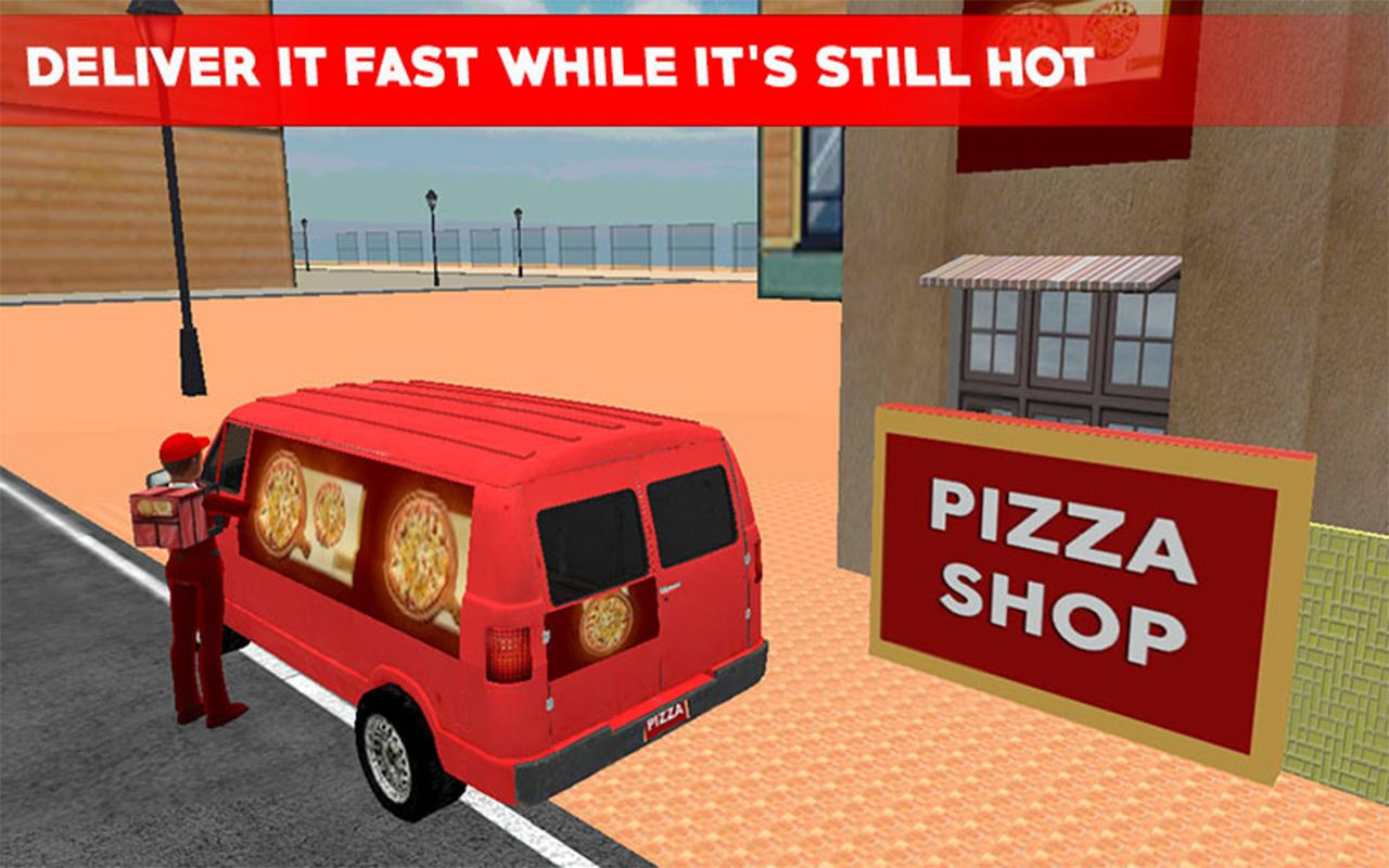 Pizza-Delivery-Van-Simulator 20