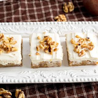 Pear Sauce Walnuts Recipes