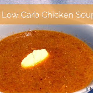 Low Carb Chicken Soup.