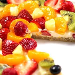 Fruity Sugar Cookie Cake.