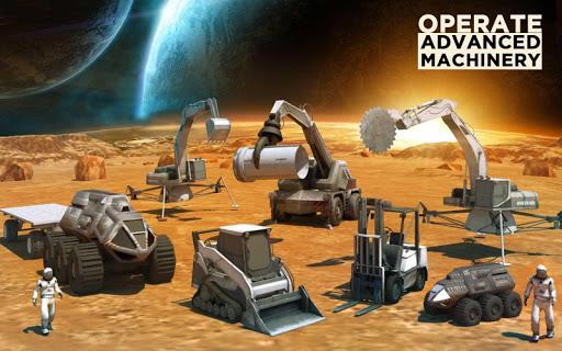 Space Station Construction City Planet Mars Colony painmod.com screenshots 10