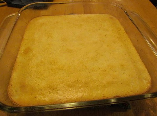 Sift powdered sugar on top until well coated.  Let cool completely before cutting into bars.