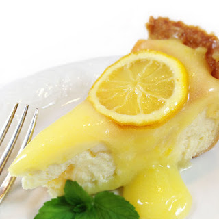 Easy Classic Lemon Curd.