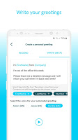 Voxist: Visual voicemail you can read