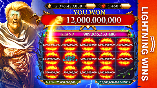 Scatter Slots Mod Apk- Free Casino Games & Vegas Slots 2