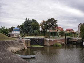 Photo: Śluza Krępa