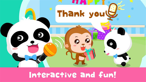 The Magic Words - Polite Baby apkpoly screenshots 12