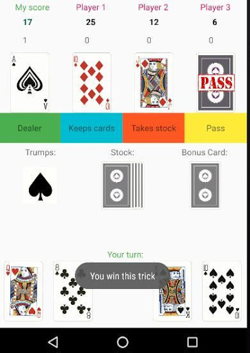 Ramming Cardgame ss3