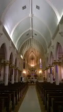 Photo: Interior, San Augustin cathedral Laredo