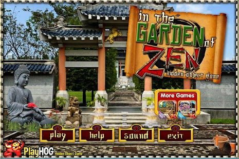 Challenge #207 Garden Of Zen Free Hidden Objects - náhled