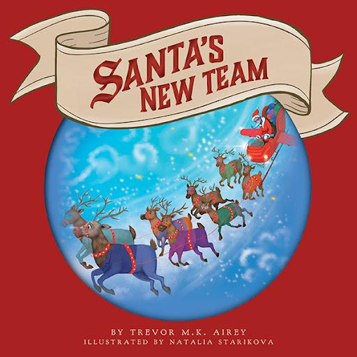 Santa's New Team cover