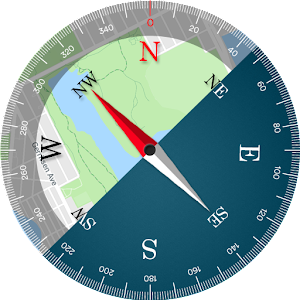 Compass Maps Pro - Digital Compass 360 Free for pc