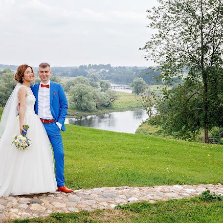 Wedding photographer Yuliya Scherbakova (RuzaPhoto). Photo of 27.09.2017