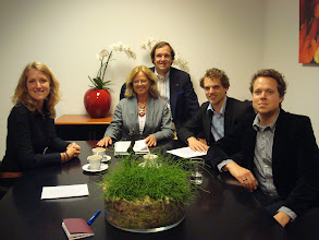 Photo: Hebly family of Sahara-Roots Foundation, May 2008