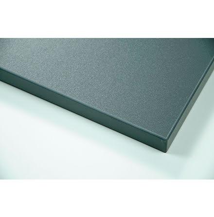 Skrivbord 1200x600 mörkgrå