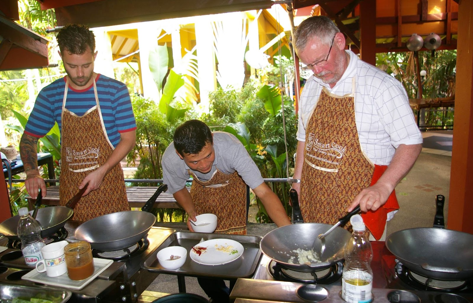 Smart Cook Thai Cookery School in Ao Nang