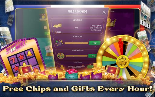 VIP Tarot - Free French Tarot Online Card Game 3.6.17 screenshots 14